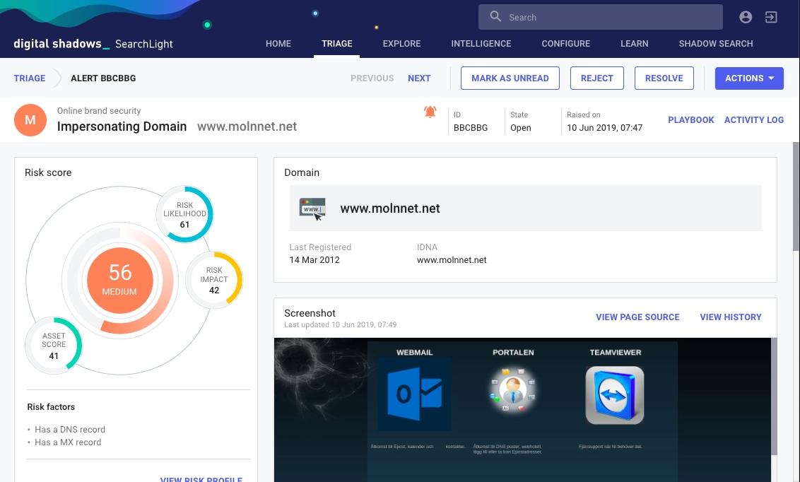 Digital Shadows stellt umfangreiches Update für SearchLight vor