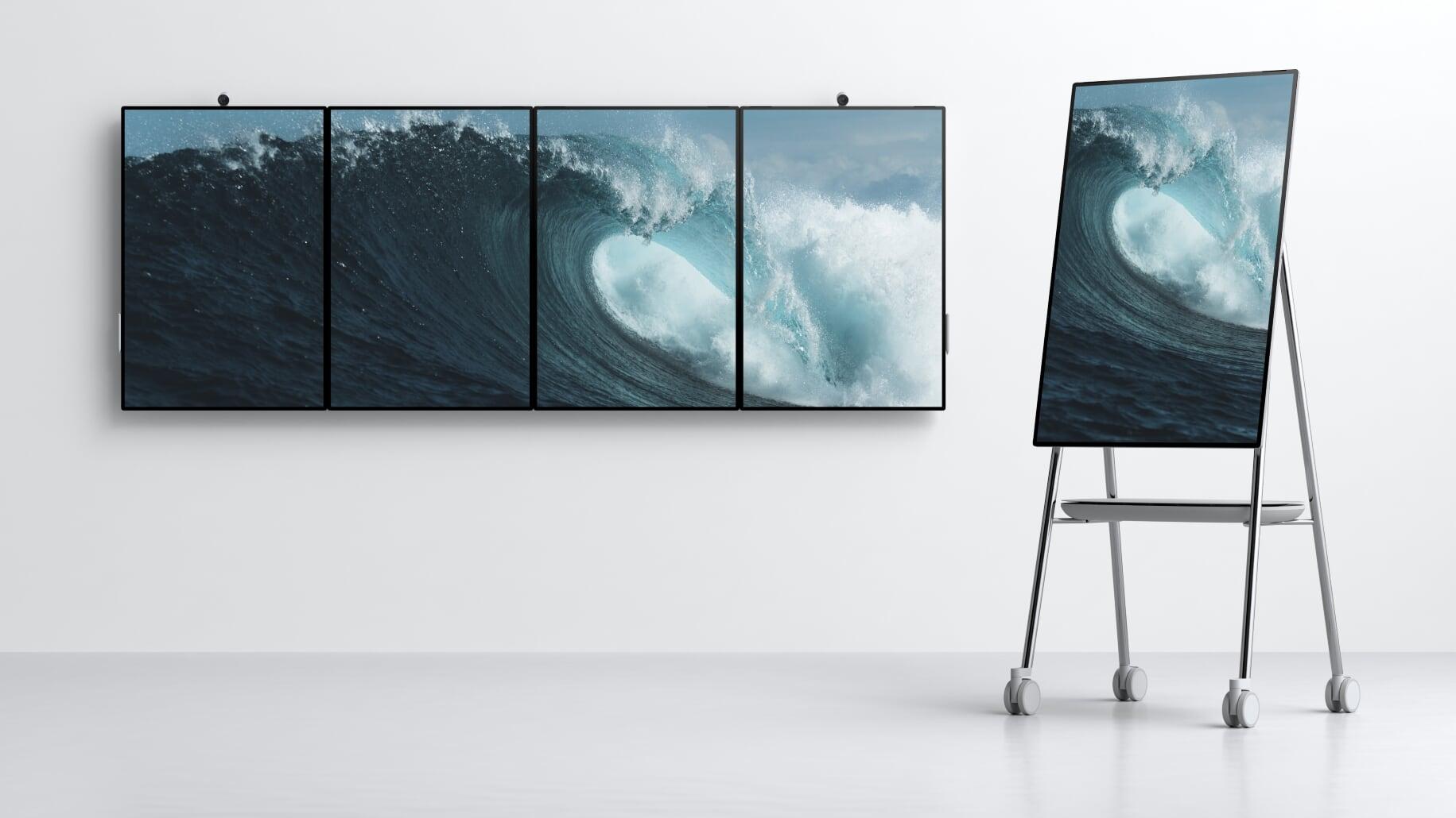 abtis bietet Testdrive für Surface Hub 2S