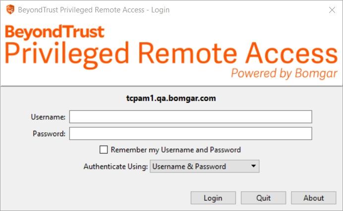 Einheitliche SaaS-Lösung Privileged Remote Access