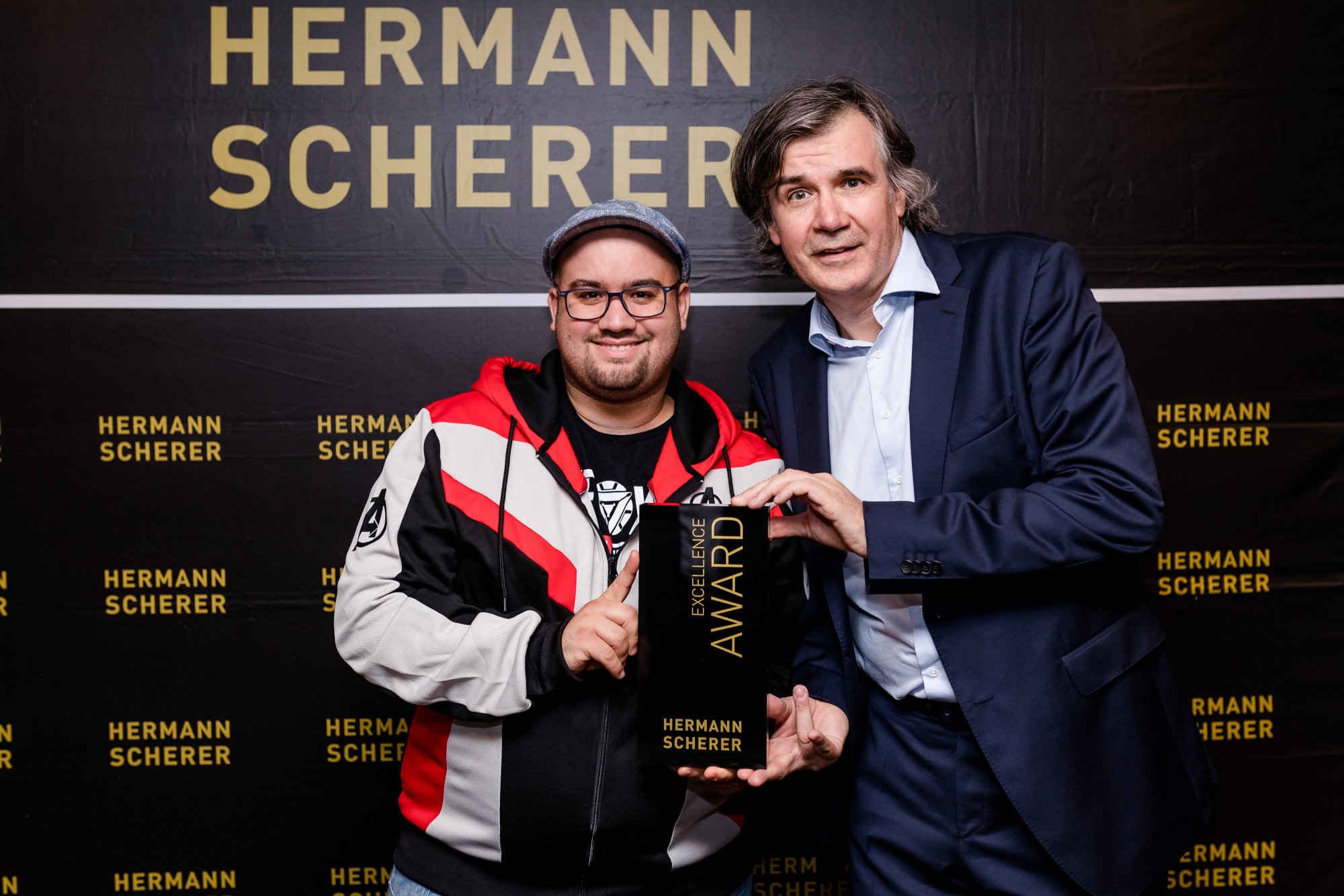 Sachse gewinnt Publikumspreis bei Speaker Weltrekord