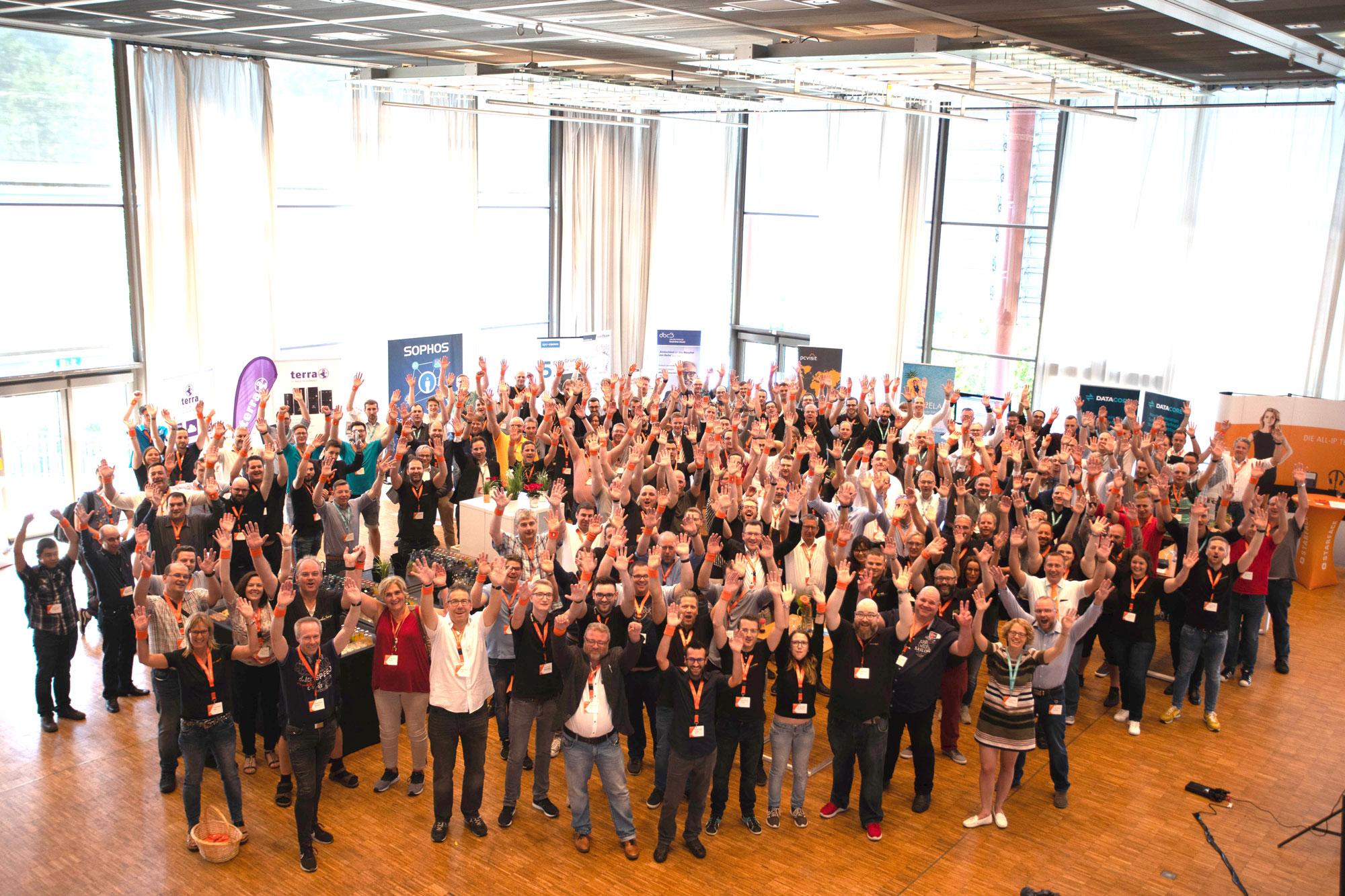 4. Server-Eye Partnertag: Austausch auf Augenhöhe – führende IT-Spezialisten treffen sich in Saarbrücken