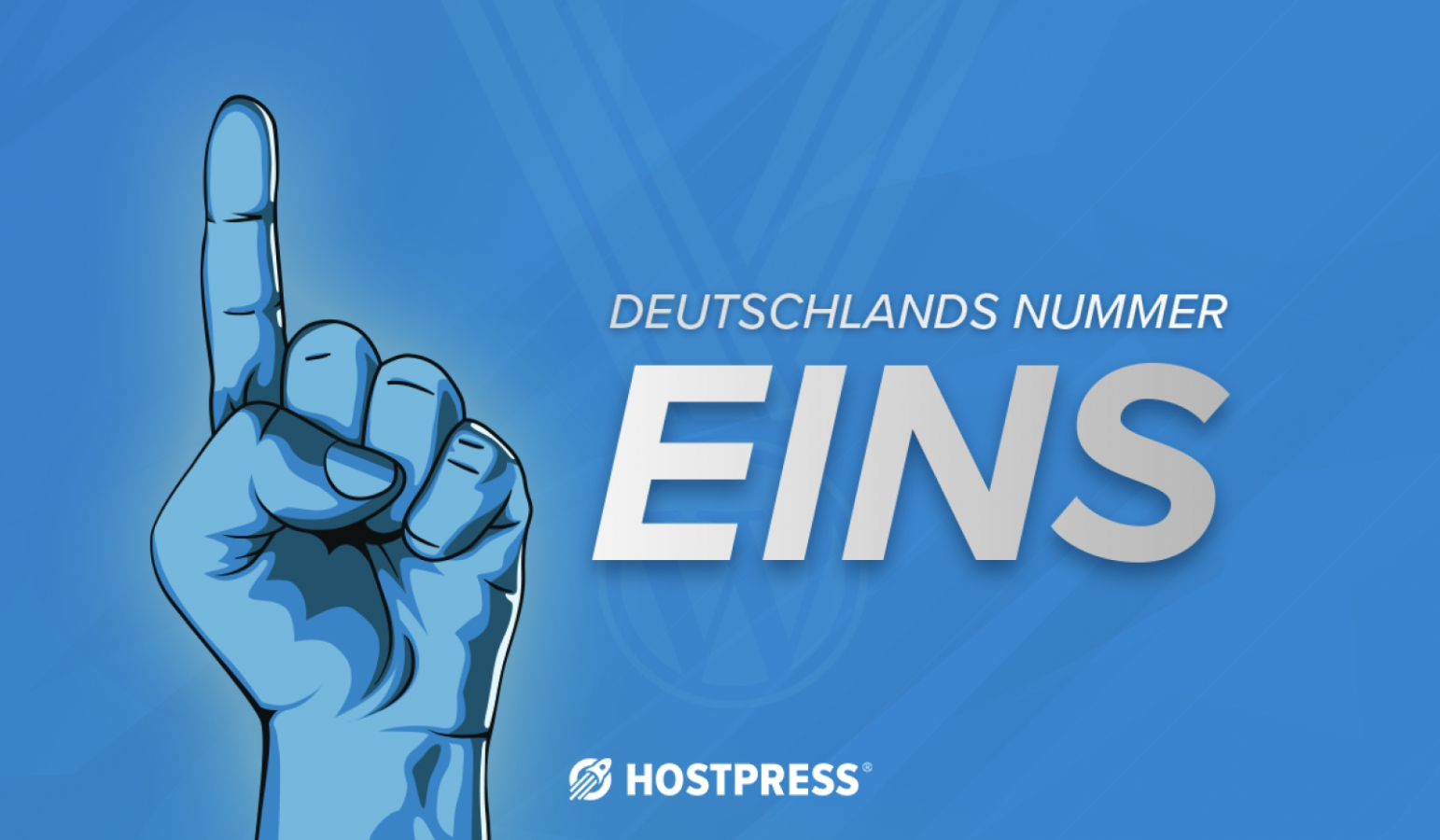HostPress als bester deutscher WordPress-Hoster ausgezeichnet