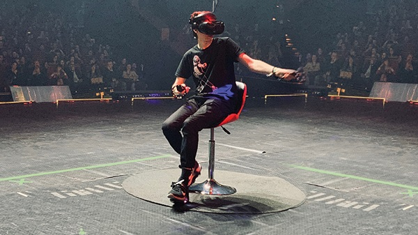 Cybershoes® goes Crowdinvesting: Jetzt kann jeder in den nächsten Sprung in die virtuelle Realität investieren
