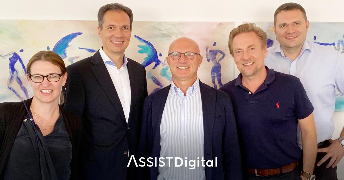 Assist Digital Deutschland und converneo bündeln Kräfte im Customer Experience Management
