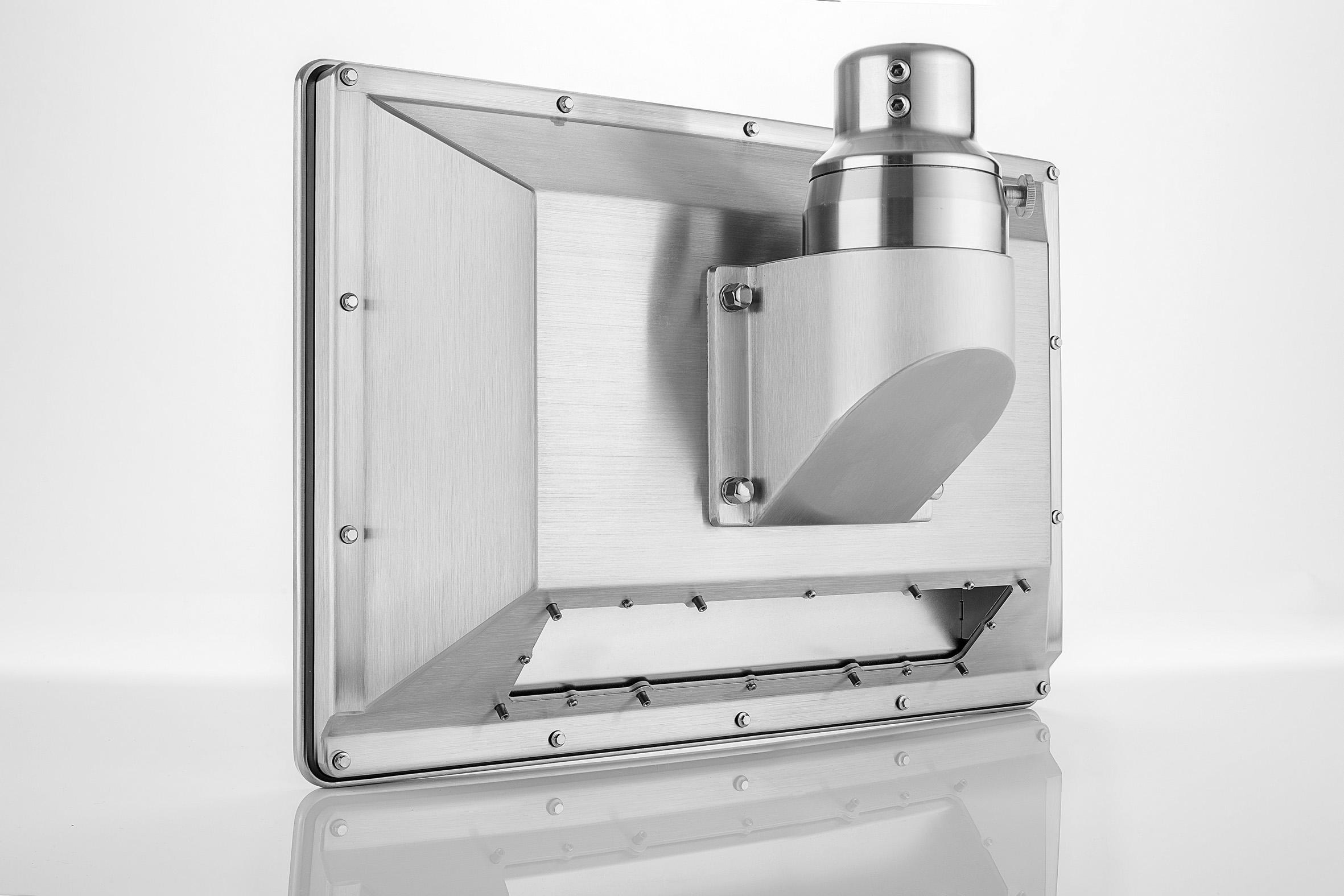 noax Industrie-PCs mit Tragarmsystem