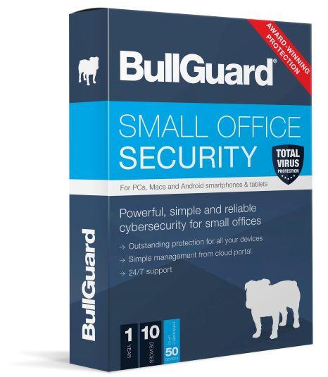 BullGuard stellt IT-Security-Lösung für kleine Unternehmen vor