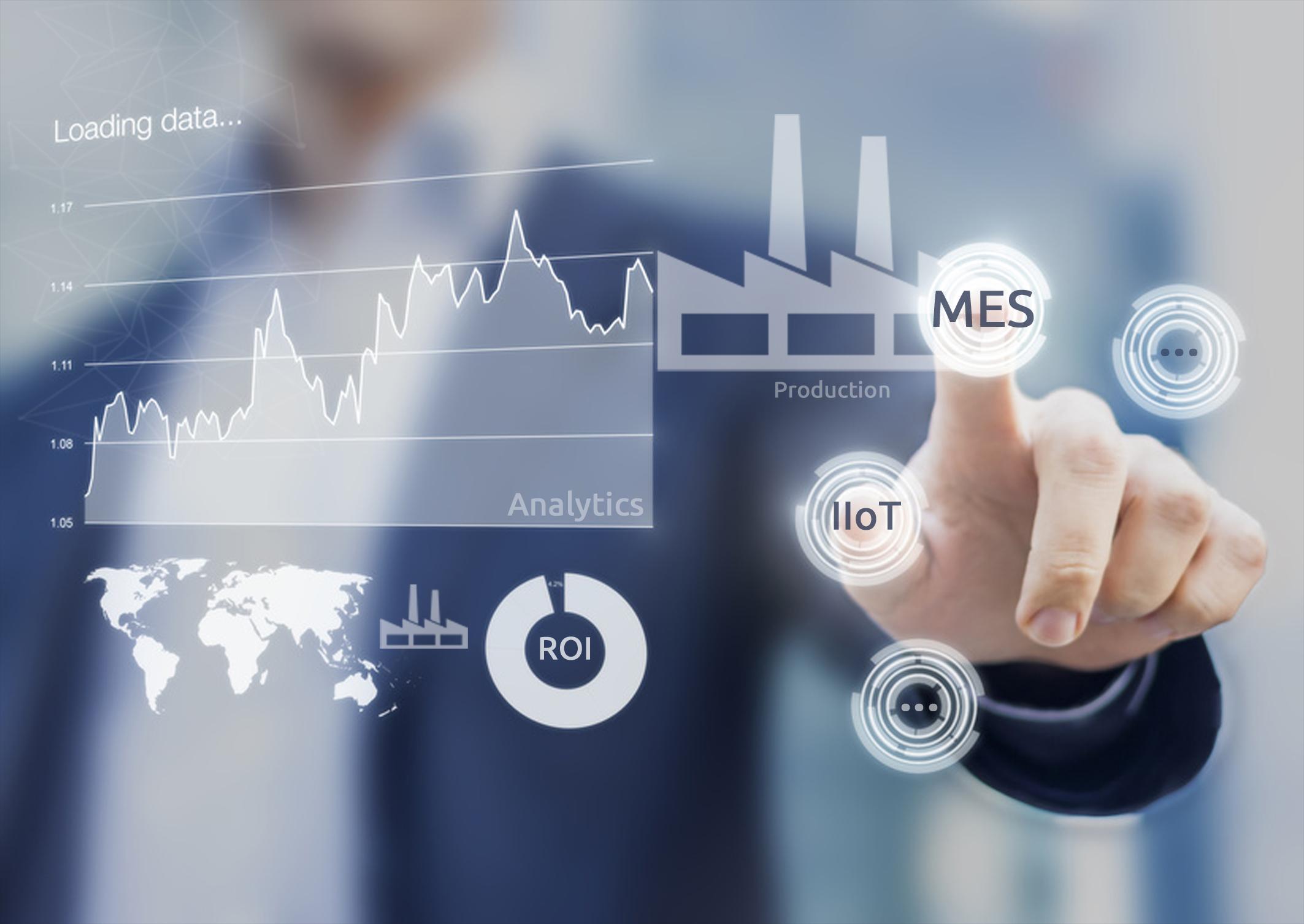 """MES meets IIoT: iTAC mit neuen Edge- und Analyse-Tools auf der """"productronica"""""""