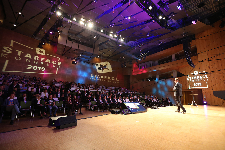 STARFACE Kongress 2019 begeistert die Besucher
