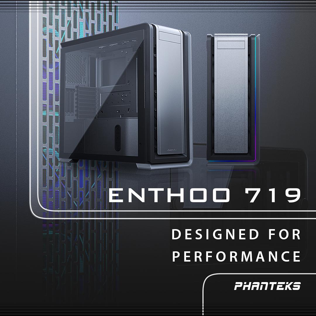 Namensänderung: Das Phanteks Enthoo Luxe 2 wird zum Enthoo 719.