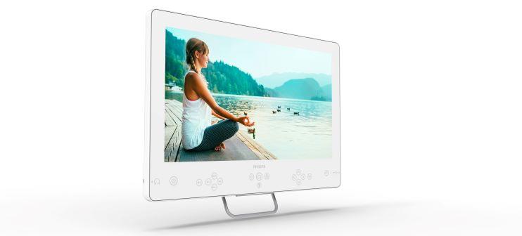 Philips Professional Display Solutions präsentiert neuen Bedside TV mit integrierter Chromecast-Technologie