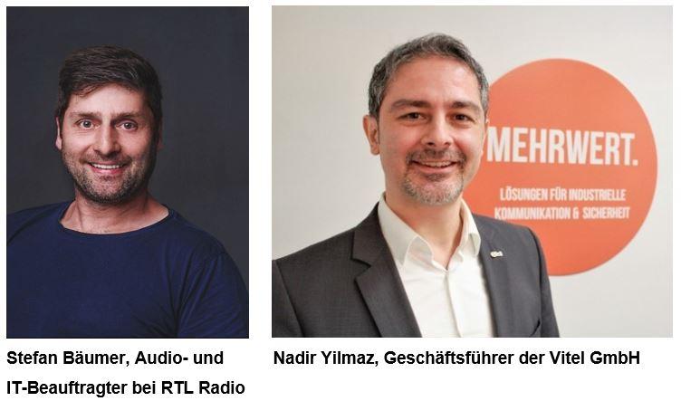 Mobile Sendestudios: RTL Radio setzt auf ausfallsichere Router-Lösungen von Peplink