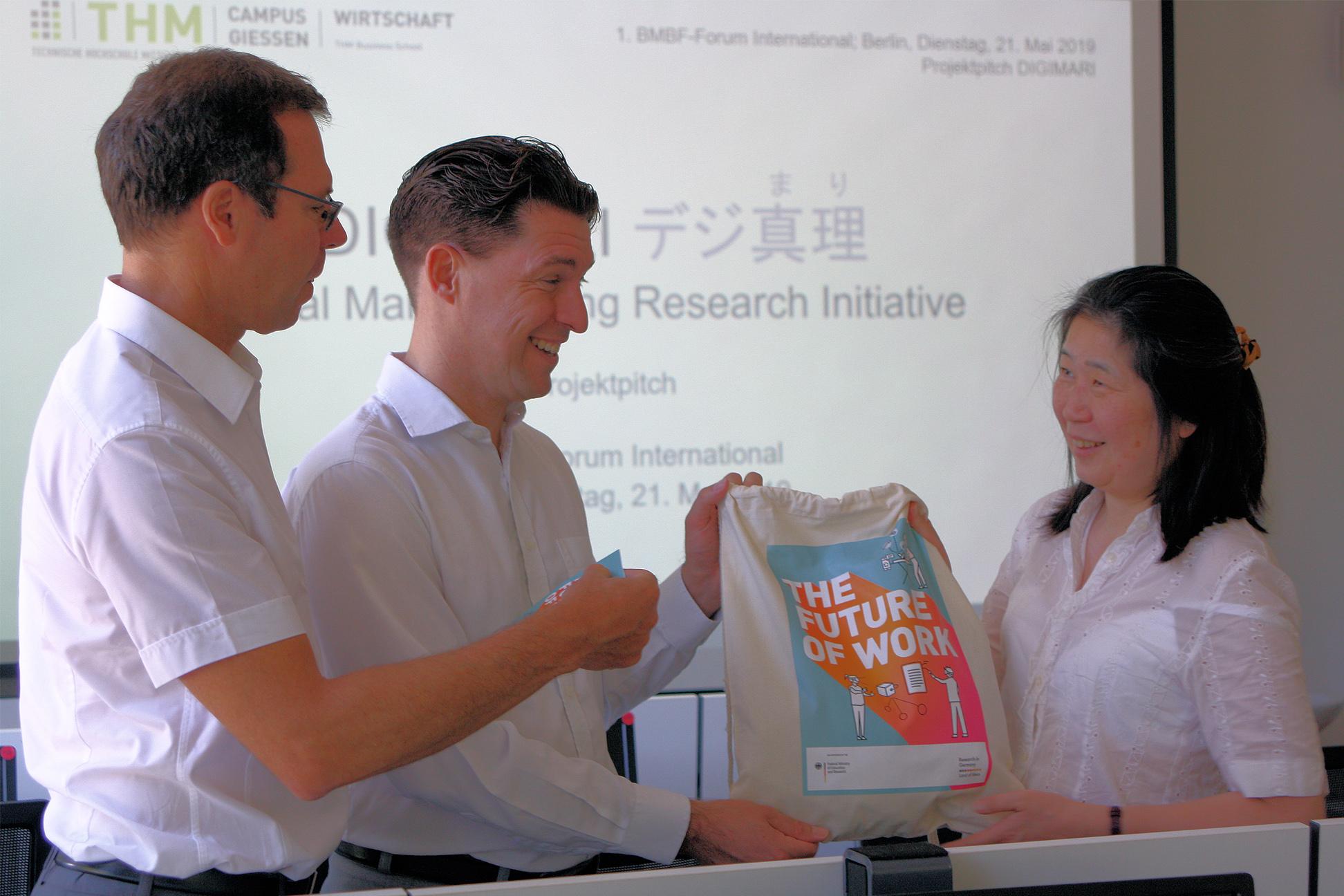 Smart Electronic Factory e.V. und DIGIMARI-Projekt fördern Vernetzung zwischen Deutschland und Japan
