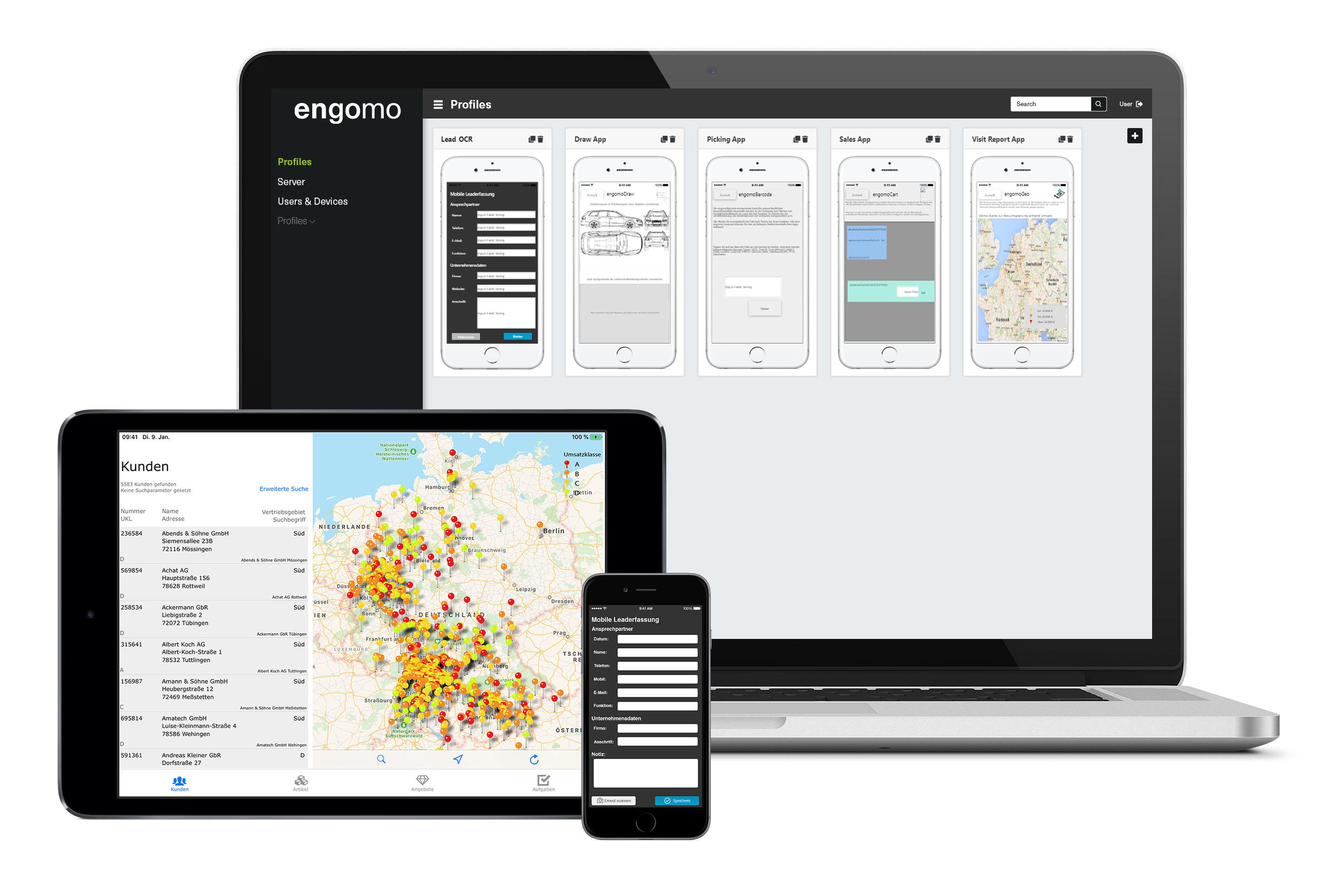 VLEX erweitert Serviceportfolio um individuelle App-Entwicklung ganz ohne Programmierung