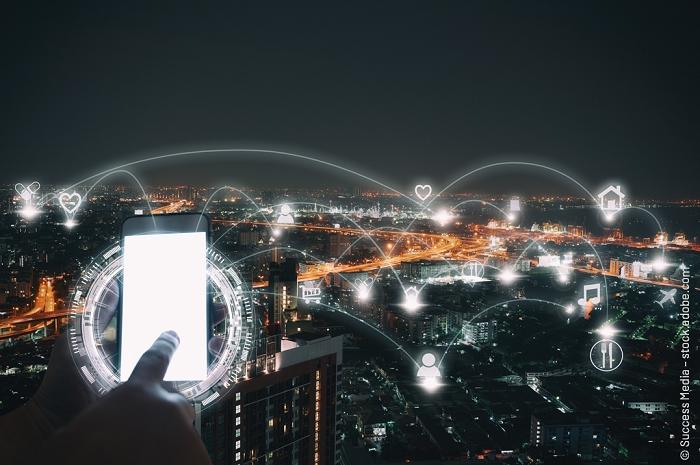 SoftProject und VIVAVIS präsentieren mobile IoT-Lösung für Quartiere und Smart Cities