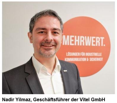 Vitel GmbH als Aussteller auf der GPEC 2020