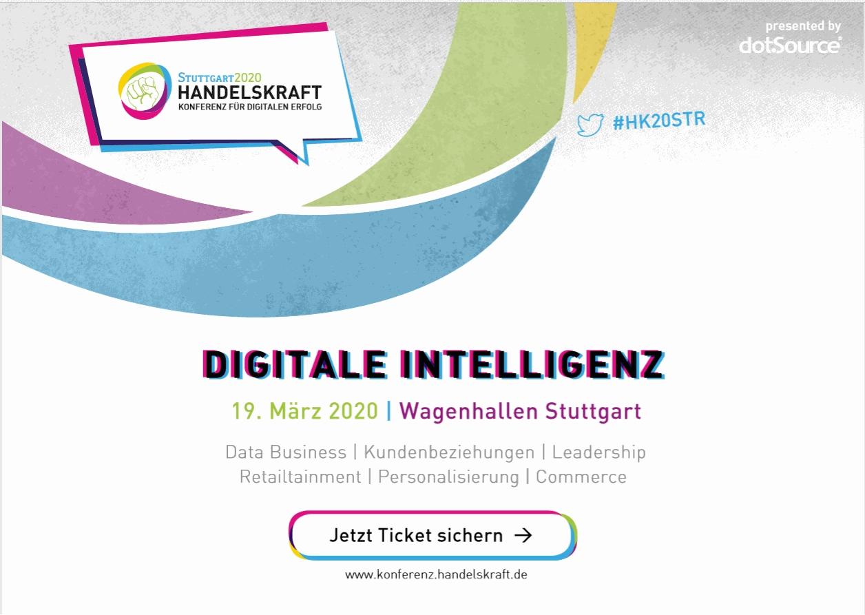 dotSource präsentiert fünfte Handelskraft Konferenz für digitalen Erfolg in Stuttgart