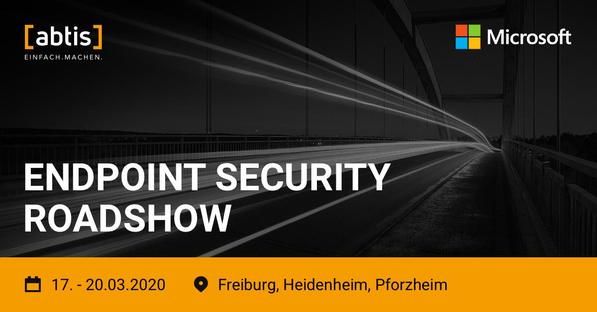 abtis stellt auf Roadshow modernes Konzept für Endpoint Security vor