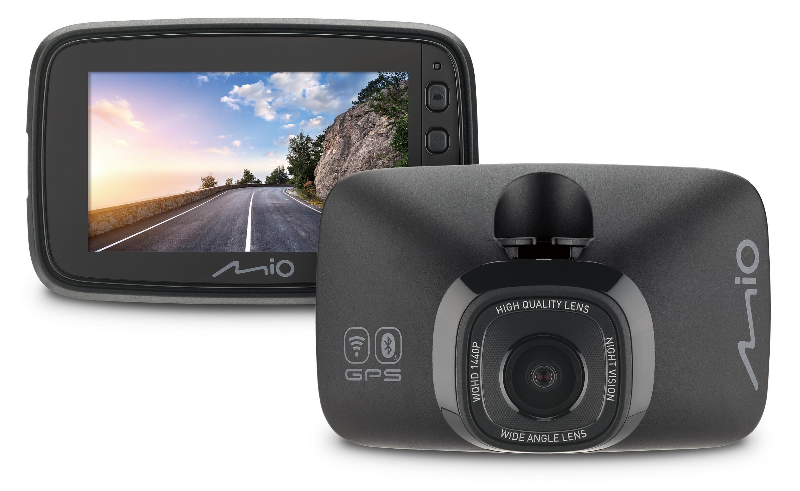Mio erweitert Dashcam-Portfolio: Mehr Sicherheit mit Mio MiVue™ 812 und MiVue™ 818