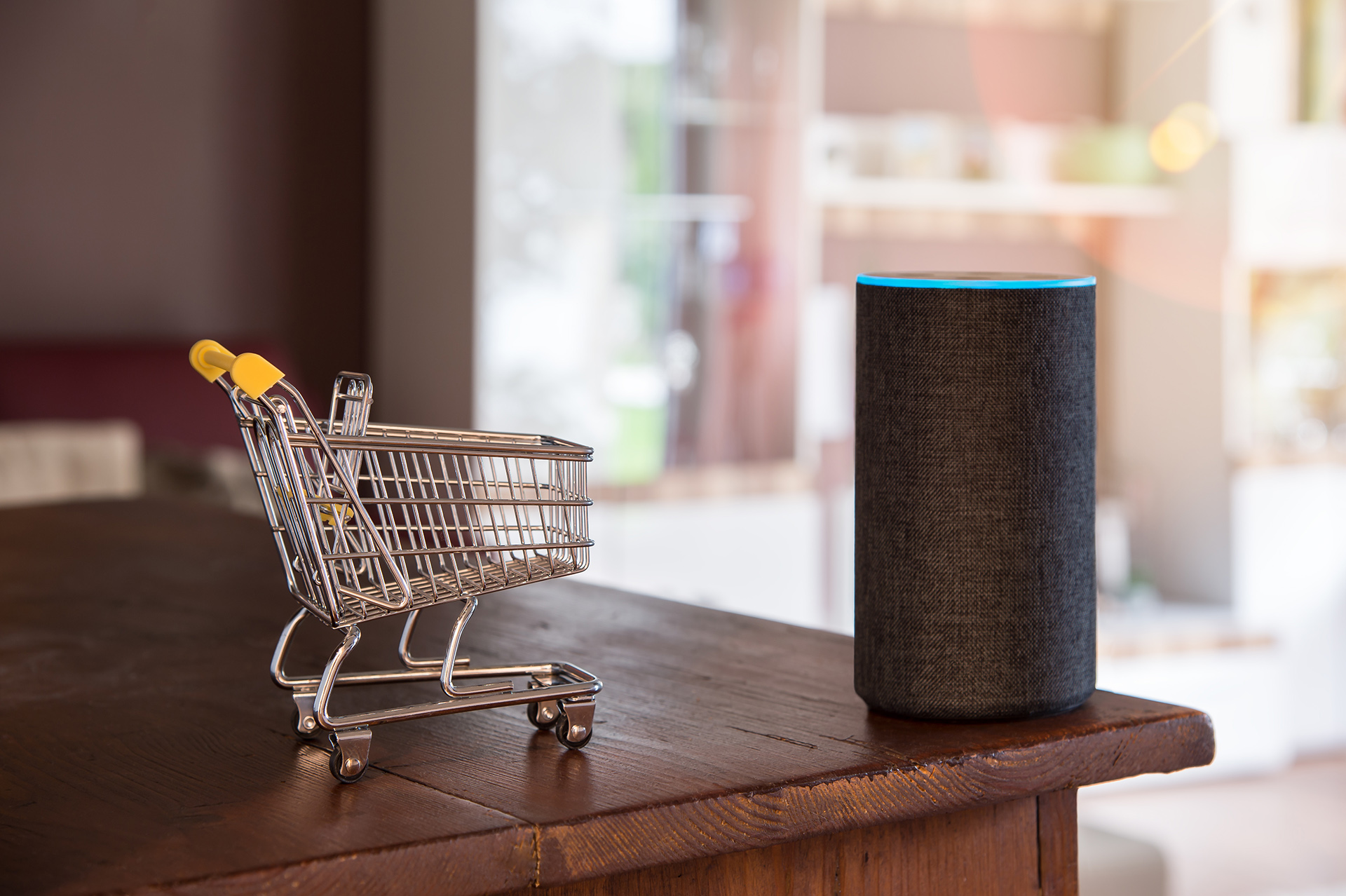 Mobile first – Voice first – E-Commerce 2022