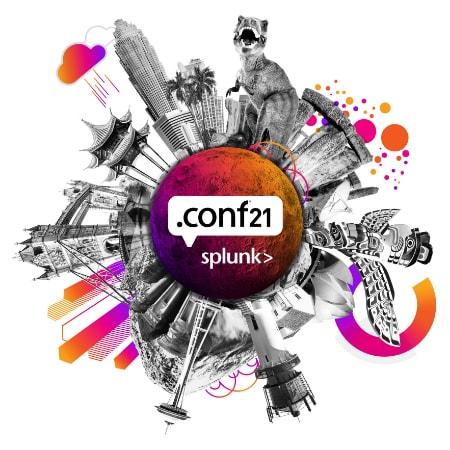 Coming soon: Splunk .conf21 – Consist mit Vortrag dabei