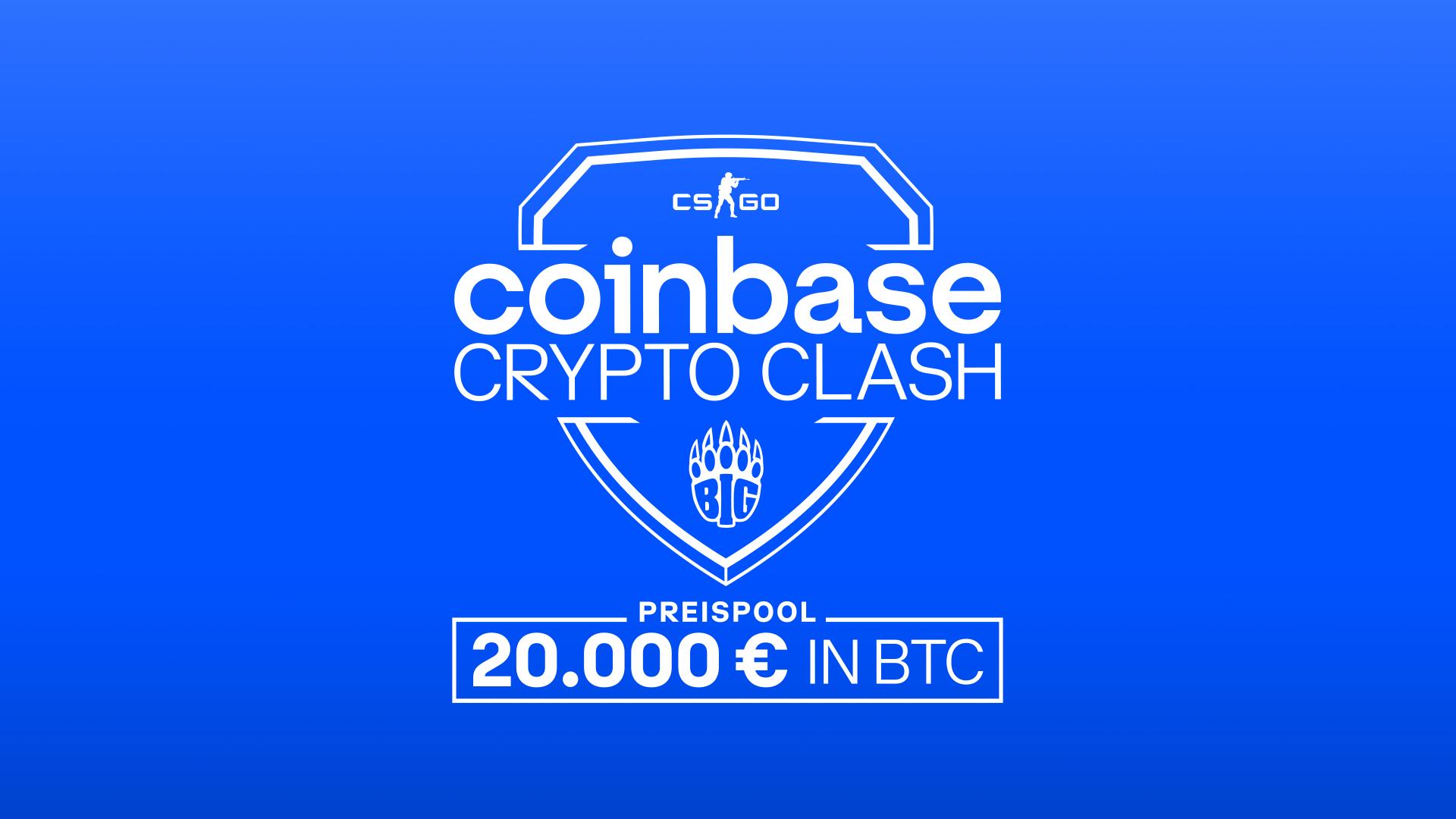 Coinbase und BIG veranstalten Community-Event