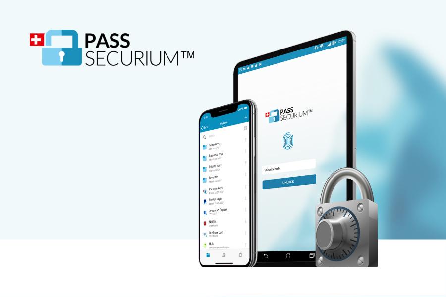 PassSecurium: Der Schweizer Passwortmanager für Ihr Unternehmen